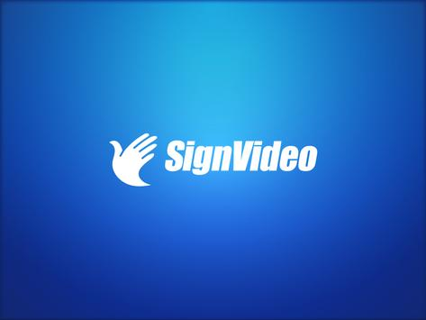 SignVideo poster