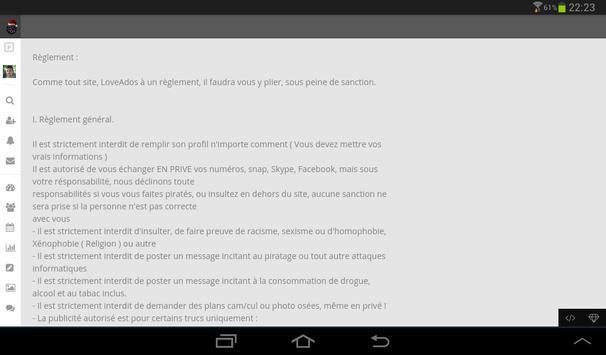 LoveAdos apk screenshot