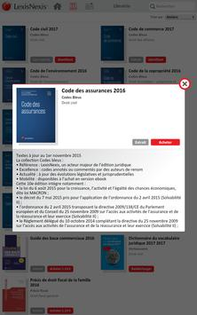 Lexis eLivres apk screenshot