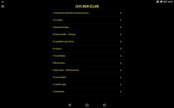 Zevs Noir Eclair apk screenshot