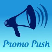 Promo Push icon