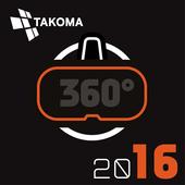 Vœux Takoma 2016 VR icon