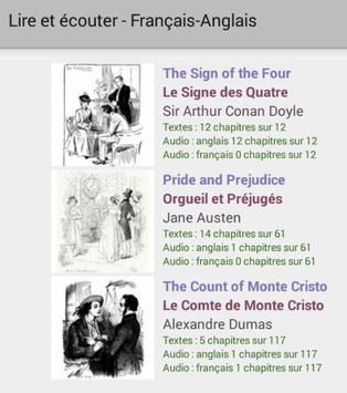 Dilio - French-English apk screenshot