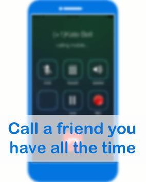 Free TalkaTone Text Calls Tip poster