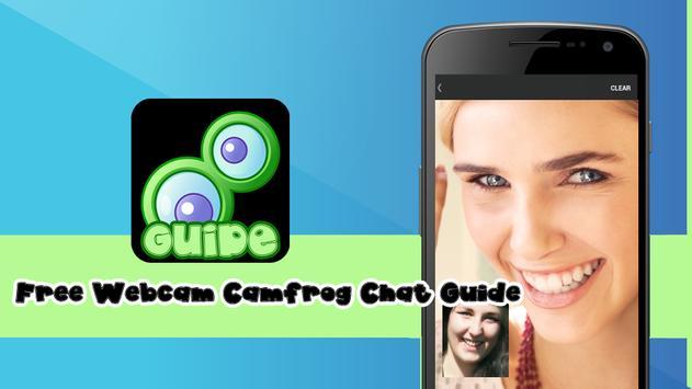 Free Webcam Camfrog Chat Guide apk screenshot