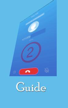 Free WhatsCall Global Call Tip apk screenshot