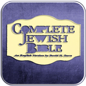 Complete Jewish Bible CJB icon