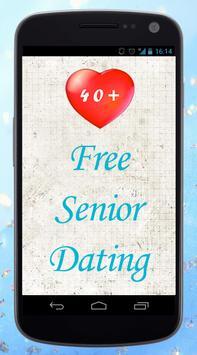 Senior Dating (Free) poster