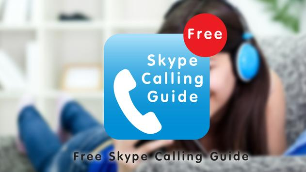 Free Skype Calling Guide apk screenshot