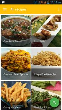 Chinese Food Recipes poster