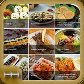 Buku Resep Masakan Korea icon