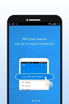 Free WiFi Master Key Tips poster
