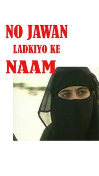 No Jawan Larkiyo Ke Naam Urdu apk screenshot