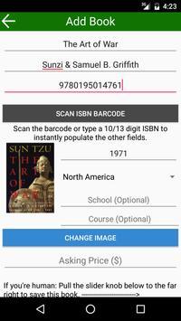 Textbooks 101 - Sell Textbooks apk screenshot