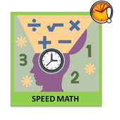 Maths Speed Enhancement Tests icon