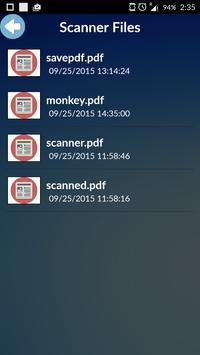 Quick Scanner: Free PDF scan apk screenshot