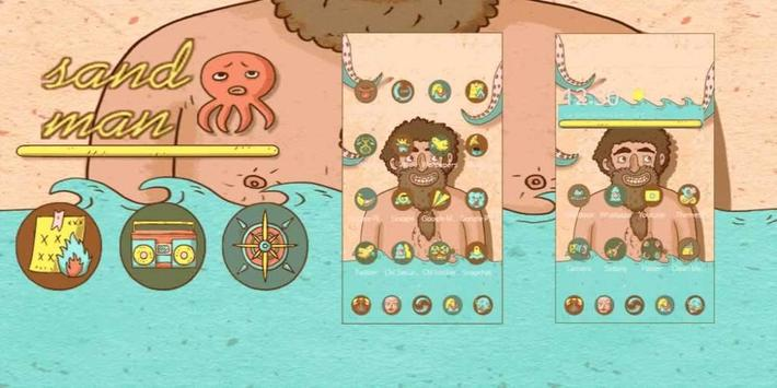 Man and Squid apk screenshot