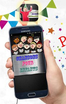 Chansons Pour Enfants apk screenshot
