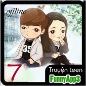 kho truyện teen 8 offline icon