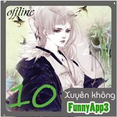 truyện xuyên không 10 offline icon
