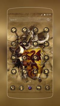 Golden Knight Glory apk screenshot