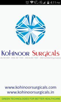 Kohinoor Surgicals poster