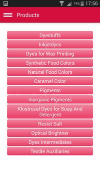 Acid Dyes Kolorjet Chemical apk screenshot