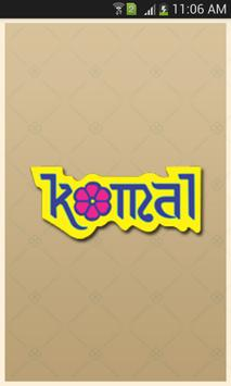 Komal Trading Corporation poster