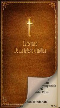 Katekismus Gereja Katolik poster