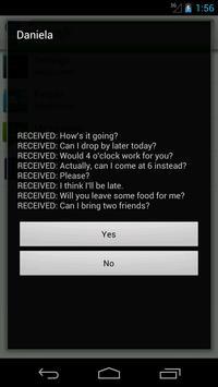 QuickText - Intuitive Replies apk screenshot