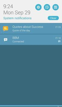 Success Quotes apk screenshot