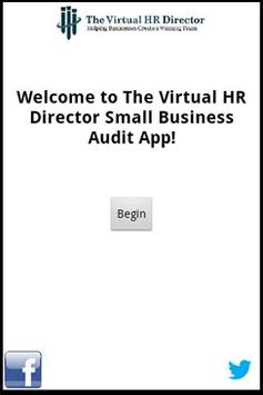Small Business HR Compliance A poster