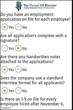 Small Business HR Compliance A apk screenshot