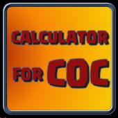 Offline Calculator for CoC icon