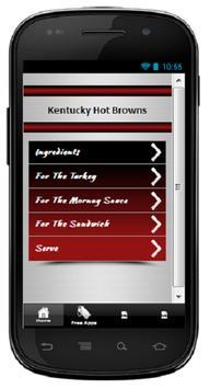 Kentucky Hot Browns poster