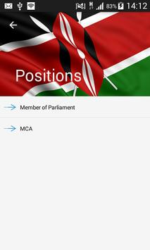 Kenya 2017 Aspirants apk screenshot