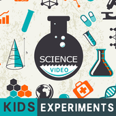 Kids Science Experiments icon