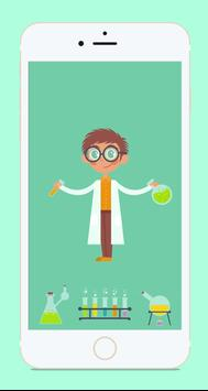 Kids Science Experiments poster