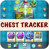 Tips Clash Royale Chest Track icon
