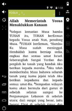 Malay Bible - Alkitab poster