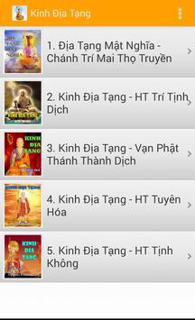 Kinh Dia Tang - Phat Giao apk screenshot