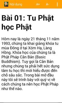 Thich Nhat Hanh Sach Phat Giao apk screenshot