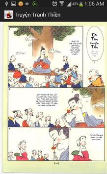 Truyện Tranh Thiền - Phật Giáo apk screenshot