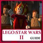 Guide for LEGO Star WarS II icon