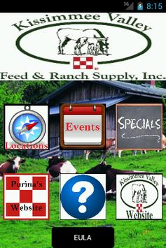 Kissimmee Valley Feed poster