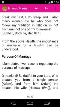 Islamic Marriage apk screenshot