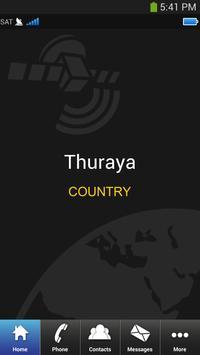 Thuraya SatSleeve poster