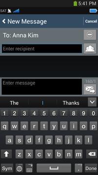 Thuraya SatSleeve apk screenshot