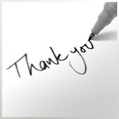 감사합니다. (1주일, 단 한 번의 감사) icon
