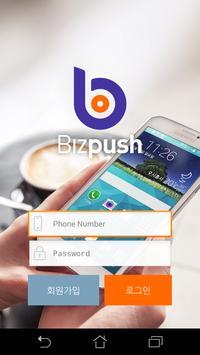 BizPush poster